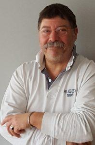 Philippe Baron, Président du Club de Bridge de Villeneuve d'Ascq